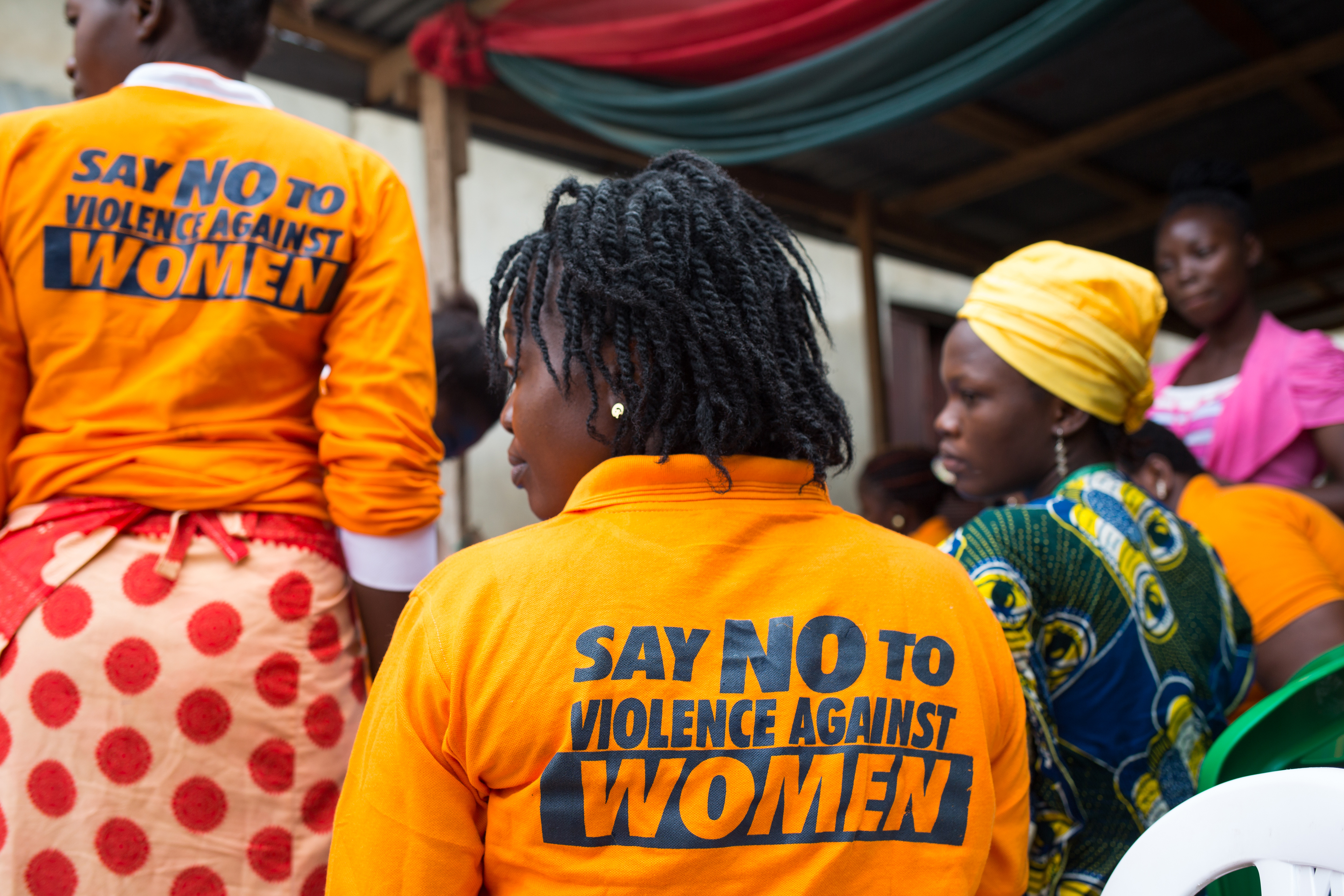 HIGHLIGHTS FROM THE 2016 CAMPAIGN ON 16 DAYS OF ACTIVISM AGAINST GENDER-BASED VIOLENCE