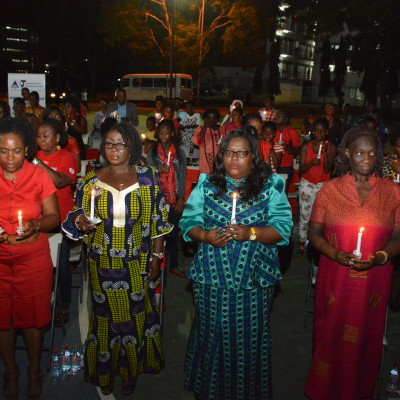 The One Year Anniversary Of The Abduction of 276 Girls From Chibok, Nigeria