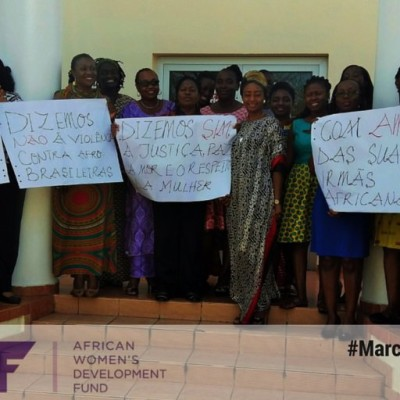 AWDF sends a solidarity message to #‎MarchaDasMulheresNegras‬ [Black Women's March] taking place in Brazil, November 18th 2015